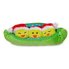 Genuine Disney Store Christmas Peas in a Pod Mini Bean Bag Plush -  Toy Story