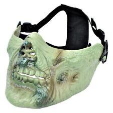 Maschera Tactical Zombie Verde Royal
