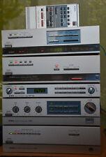Aiwa Midi stereo anlage 80er mit Fernbedienung R500, M-80