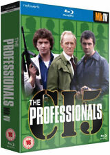 Blu Ray THE PROFESSIONALS MKIV complete fourth series 4 four. New sealed.