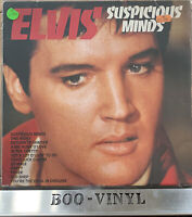 Elvis Presley - Suspicious Minds - Camden CDS 1206 Lp Record EX+ / VG