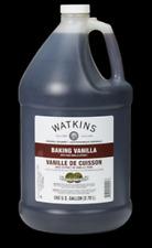 J.R. Watkins Baking Vanilla Original Double-Strength Gallon Size SHIP FREE!