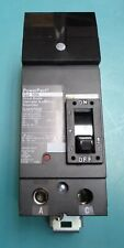 Brand New Square D Powerpact Cat# Qja221002 (A-C) I-Line Circuit Breaker