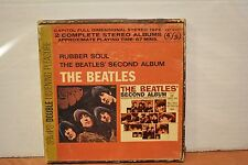 The Beatles Rubber Soul Full Dimensional Stereo Tape Y2T 2467