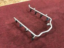 MERCEDES CL55 E55 S55 SL55 M113 FUEL INJECTION INJECTOR RAIL ASSEMBLY OEM