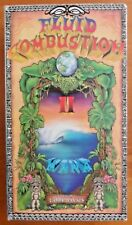 FLUID COMBUSTION II Mana Rare 1990 OOP Surfing Video VHS Slater, Curran, Sunny