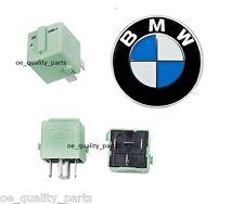 OE Original Genuine BMW 1 3 5 6 7 X3 X5 White Green Relay Switch Multi Purpose