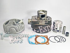 Vespa PX LML Cylinder Piston Ring 5 Port 150 cc Cylinder Head Spares New P2003