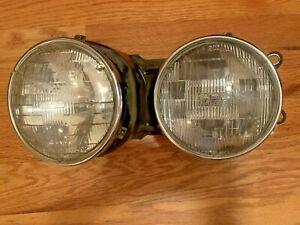 OEM Genuine BMW E28 Seal Beam Left Headlight 1982-1988 528e 533i 535i M5
