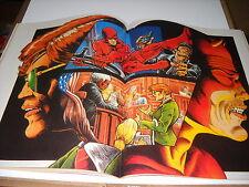 MARVEL SUPER HEROES n.397 London + poster /manifesto DEVIL ! X-men tex diabolik