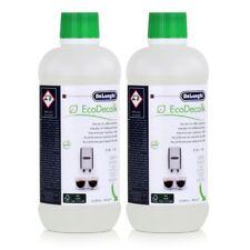 2x DeLonghi SER 3018 EcoDecalk Entkalker für Kaffeevollautomaten 500ml