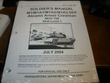NEW Solider's Manual Skill Level 1 July 2004
