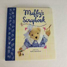 Muffy Bear Vanderhare Colletion 1988  Muffy's Scrapbook Character Rabbit