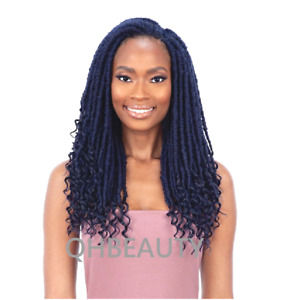 Obsession Synthetic Crochet Braid Hair Extension - Glam Yippie Locs 16 INCH