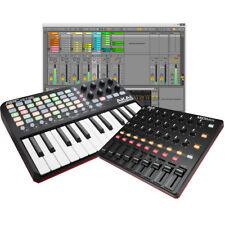 Akai MidiMix & APC Key 25 USB Mixer + Controller Keyboard, Ableton Live Lite