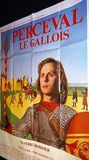 PERCEVAL LE GALLOIS !  eric rohmer  affiche cinema 1978
