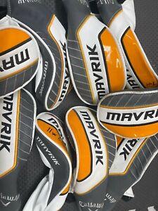 Callaway Mavrik Fairway Wood Head Cover- Golf club cover Fits 3 5 7 9 Fast Ship!