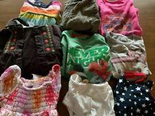 toddler girls clothing lot 18-24 months & 2T