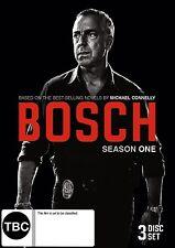BOSCH  : THE COMPLETE SEASON 1  - DVD - REGION 4 - Sealed