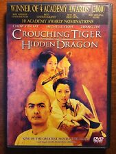 Crouching Tiger, Hidden Dragon (Dvd, 2000), Chow Yun Fat, Michelle Yeoh