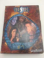 The Official Farscape Fan Club Kit #1 Creation Entertainment (5) (O5)