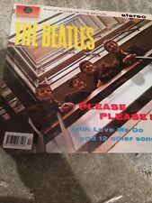beatles Please Please Me Vinyl Deagostini