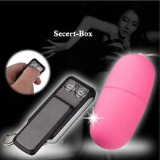 NEW-Dildo Wireless 50 Speed Remote Control Vibrating Egg Butt-Plug Sex_Love_Toy