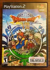 Dragon Quest VIII (Sony PlayStation 2, 2006) Case And Artwork Only