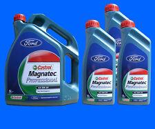 ** 5L+3L= 8 Liter Castrol Magnatec PROFESSIONAL 5W-30 A5 5W30 FORD ACEA  A5/B5