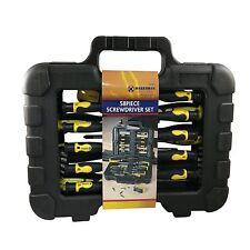 Marksman 58pc Screwdriver Set Case Tool Kit Torx Bit Phillips Precision 54197C