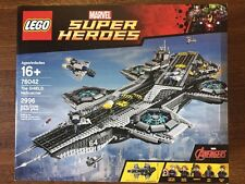 LEGO 76042 Marvel Avengers SHIELD Helicarrier (2015) NEW Sealed FREE Shipping!