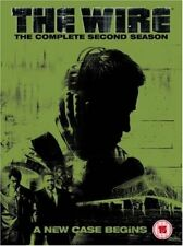 The Wire: Complete HBO Season 2 [DVD] [2005] - DVD  ZEVG The Cheap Fast Free