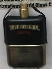 TRUE RELIGION DRIFTER FOR MEN - 3.4 OZ/100 ML EDT SPRAY - NO BOX - ROUGH BOTTLE