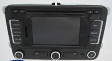 ORIGINALE SEAT Radio-sistema di navigazione RNS 315 5p0035192h (dl27041604)