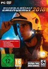 EMERGENCY 2016 DEUTSCH inkl alle Inhalte von Emergency 5 Deluxe Neuwertig
