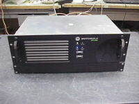 Motorola XPR8380 XPR8300 800/900MHZ REPEATER 35 WATT DMR REPEATER WITH DUPLEXER