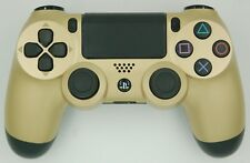 Sony PlayStation 4 PS4 Gold Dualshock 4 Wireless Controller High Quality