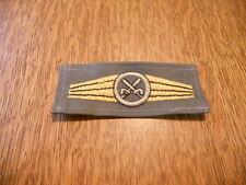 Bw Tätigkeitsabzeichen Stoff  allgemeiner Heeresdienst Bronze Oliv Gold NEU