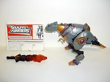 TRANSFORMERS GRIMLOCK DINOBOT Animated Action Figure Voyager Class COMPLETE