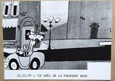 """PHOTO LE NOEL DE LA PANTHERE ROSE"""""""