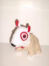 """Target Bullseye Bully Dog Dressed in Kakhi 7"""" Plush"""
