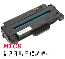 """MICR Toner Cartridge"" for Check Print Dell 2MMJP Dell 1130, 1130n, 1133, 1135n"