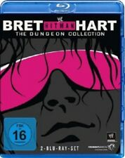 ANDRE THE GIANT/UNDERTAKER/+-BRET HIT MAN HART:DUNGEON COLLECTION 2 BLU-RAY NEU