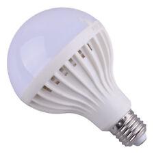 E27 12 W LED Clap y gire el sonido Lámpara Bombilla Sensor Inteligente ahorro de energía
