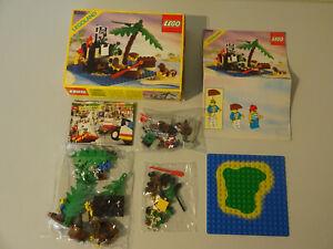 ( GO ) Lego 6260 Shipwreck Island Piraten Mit OVP von 1989 Neu