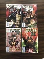 Marvel Comics Wolverine Manifest Destiny 1 2 3 4 Limited Series 2008/2009
