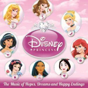 Disney - Disney Princess CD *NEW & SEALED*