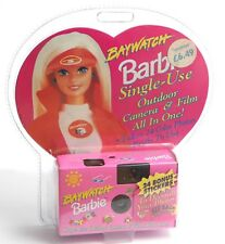 Baywatch BARBIE 35mm Disposable Camera - 400 ASA 24 exposures (07/1997)