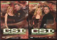 EBOND CSI. Crime Scene Investigation. Stagione 6. Vol. 1+2 (6 DVD) D570633