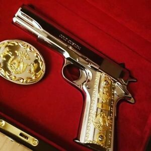 Custom 1911 Grips 1911 Full Size Grips Colt 45 38 Super Mexican Eagle grips